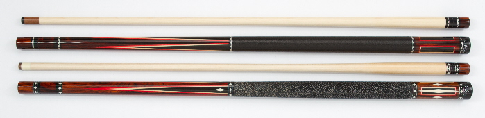 Jacoby Custom Cues Our Cues